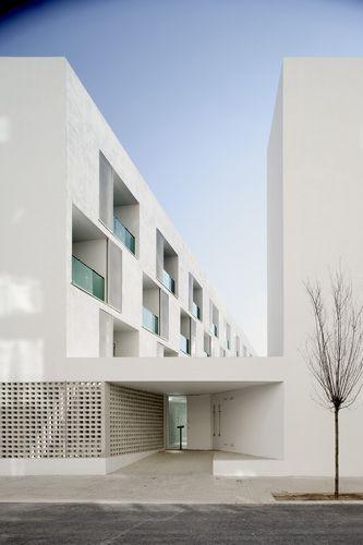 Open, Social Housing Barcellona, Spain