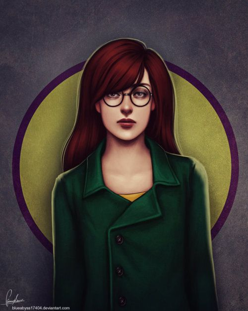 Pic of the Day: Daria!  Man I miss that show… and feel a little wrong for putting an exclamation anywhere near her name.