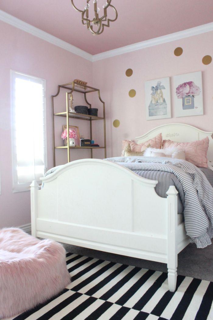 1001 Ideen Fur Altrosa Wandfarbe Zum Geniessen