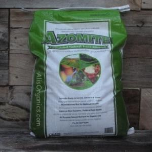Azomite Granular 44 LB | Organic Fertilizer Mineral Gardens, Orchards |  Organic Fertilizer, Seeds