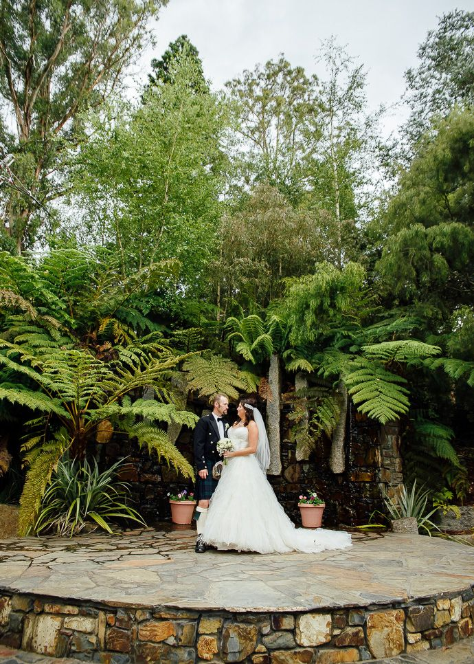 garden party wedding venues melbourne%0A Tatra Receptions  Tegan and Scott u    s Dandenongs wedding