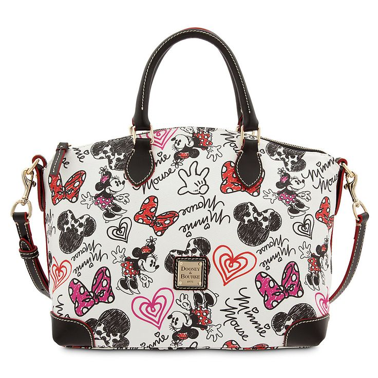New Minnie Mouse Dooney & Bourke