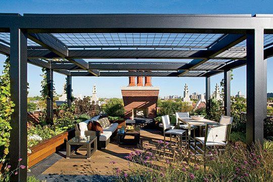 1000 images about outdoor areas on pinterest terrace for Terrace pergola