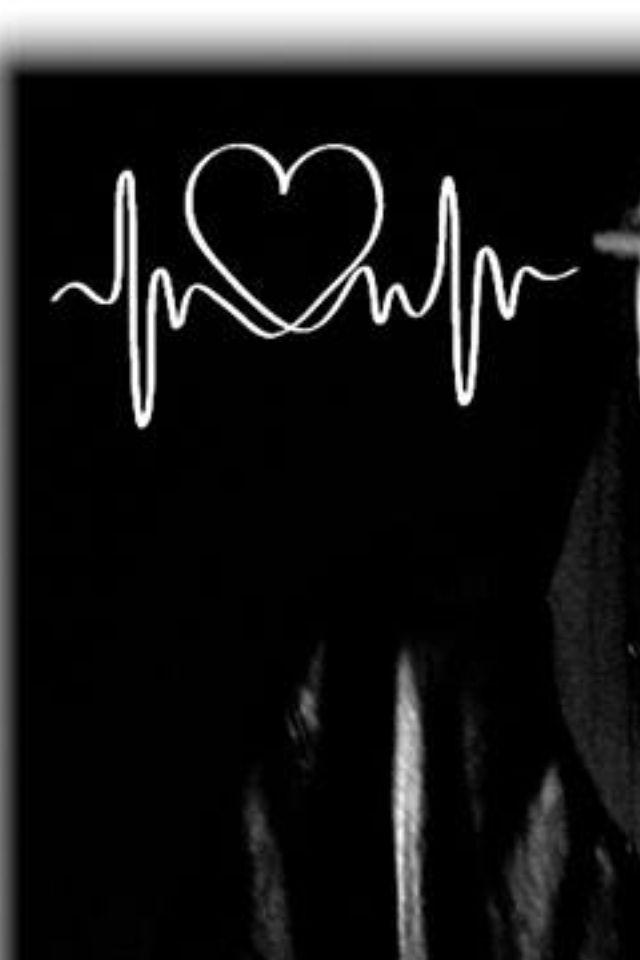 Nursing tattoo? His & Her heartbeat?
