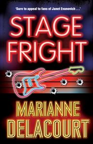 'Stage Fright' by Marianne Delacourt #September2012 #Crime #Mystery #Arena