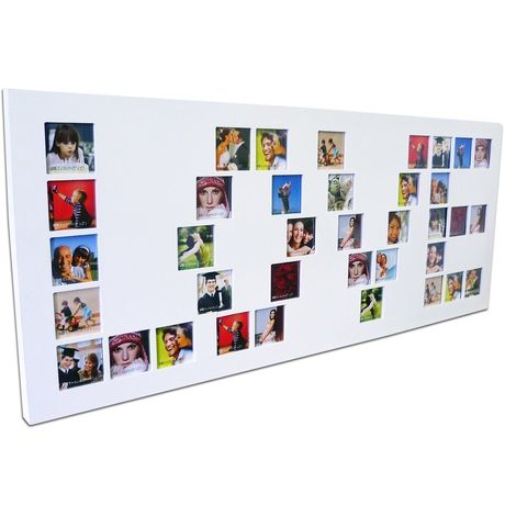 Large Multi Photo Frame | LOVE | Find Me A Gift