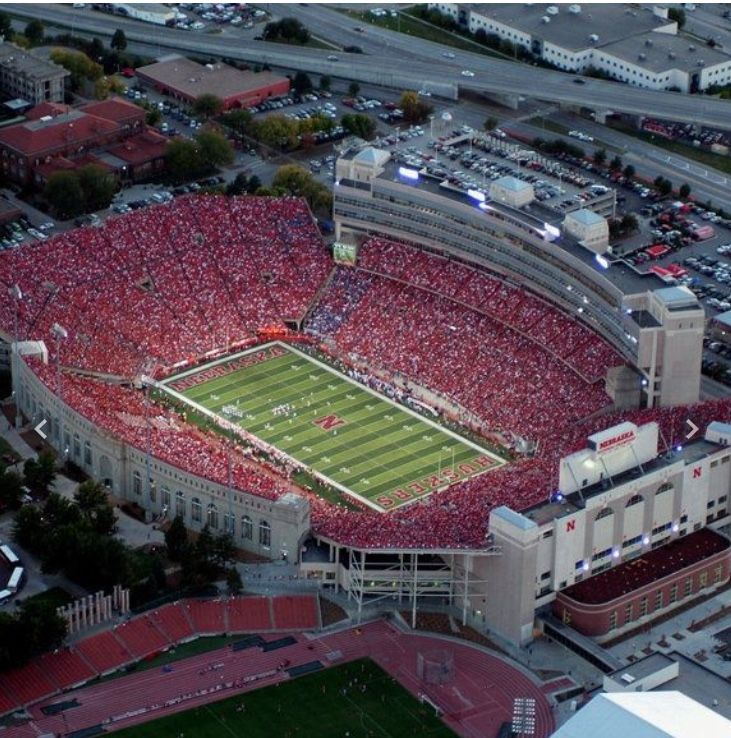 Pin by Melanie Stahmer on All Things Huskers football