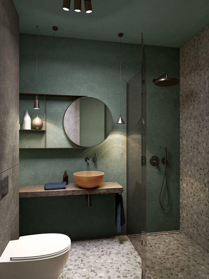 COCOON – Inspiration für das natürliche Badezimmerdesign natürliche Materialien