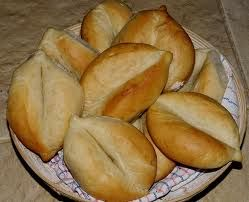 Portuguese Rolls ( The Famous Papo Secos) Click on Pic for Recipe