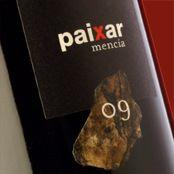 Paixar 2009 (Bodegas y Viñedos Paixar) Mencía 16ヶ月樽熟成、Mariano Garciaがコンサルタント