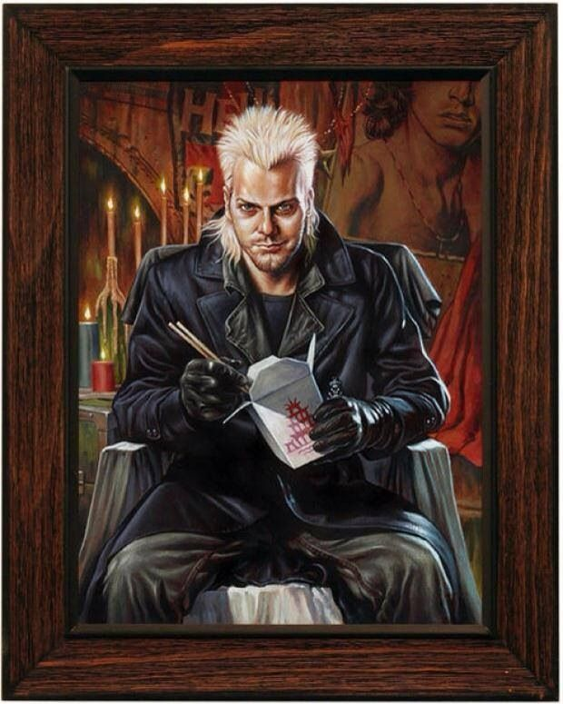 the lost boys quottheyre only noodles michael