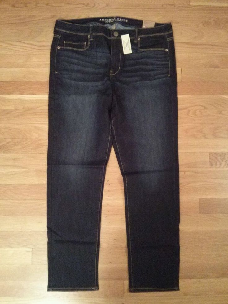 Stretch skinny jeans size 18