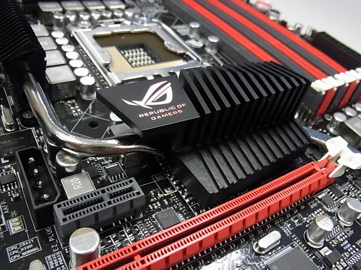 Learn about motherboards.