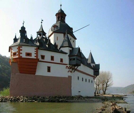 Pfalzgrafenstein Schloss