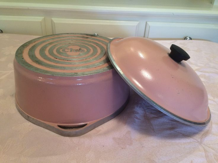 50s Kitchen Pink Club Pot With Lid Retro 50s Cookware Pink Club Pan Clean Inside And Out Ready For Use Or Decoration Camper Pot by AspenRidge on Etsy https://www.etsy.com/listing/547949493/50s-kitchen-pink-club-pot-with-lid-retro
