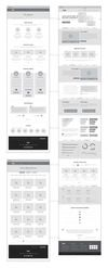 07 preview image wireframe and sitemap creator.  thumbnail