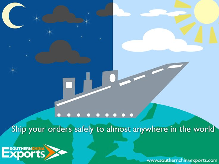 It may take day and night to ship but we will assure you that the delivery is on time!