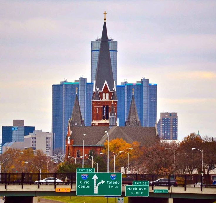 Image result for renaissance center st josaphat