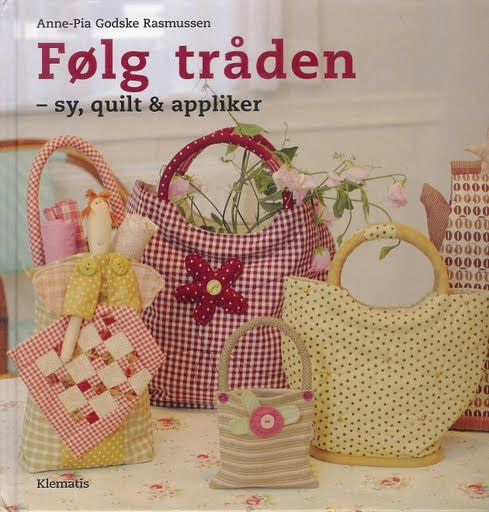 Fabric and Sewing Craft - Patchwork and general sewing. Many small projects.