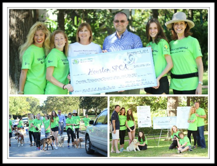 Congratulations to our top iWalk for Animals team who raised over $22,000!  This amazing team was led by the dynamic duo of Schuyler Adrogué Gustafson and Ella Rose Arnold.  We are very grateful for these compassionate, kind young women who stepped up and stepped out with their families and friends to raise much-needed funds for our lifesaving programs like adoptions, cruelty investigations, injured Animal Rescue Ambulance, and much more. www.HoustonSPCA.org
