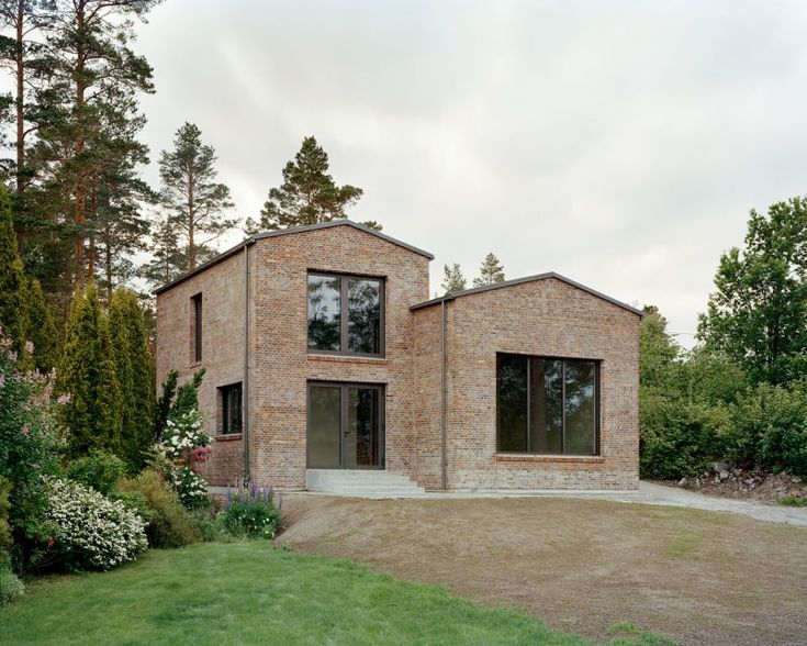 Hermansson Hiller Lundberg Arkitekter, Mikael Olsson · House Juniskär