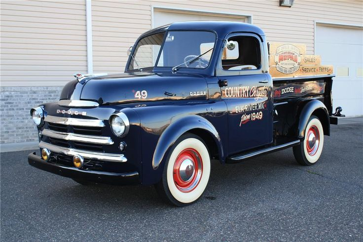 1949 dodge pick up - Google Search