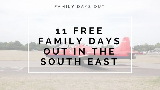 11 Free Family Days Out In The South East