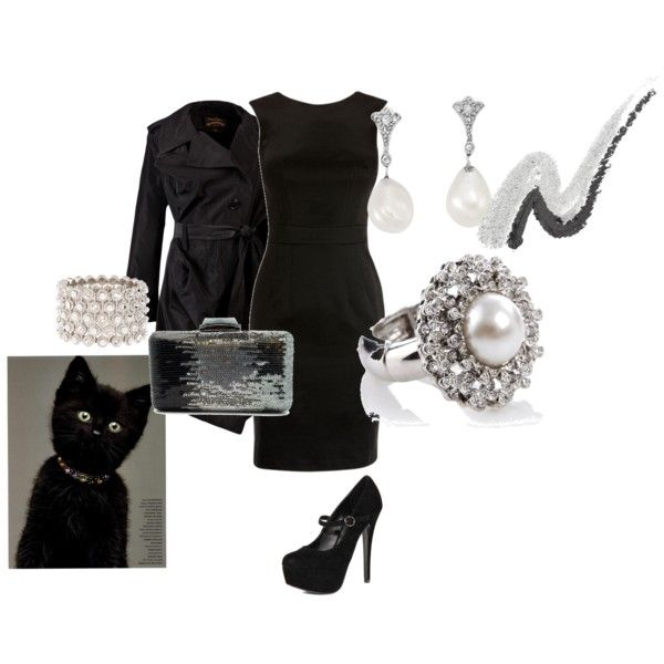 Super Fancy Dinner Party outfit.