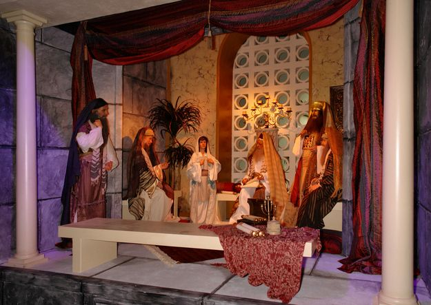 1097 best waxed images on pinterest madame tussauds - Christ in the smokies museum and gardens ...