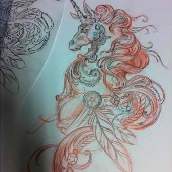 ...Kim Saigh - The Unicorn...