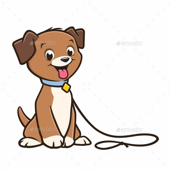 Cartoon Dog Puppy With Images Cartoon Dog Dogs And Puppies