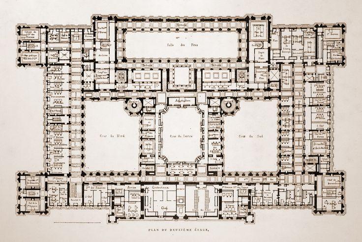 Les 359 meilleures images du tableau dessins plans d for Acheter des plans architecturaux