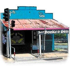 A Classic old buling in Beerwah (the home of Books and Bits) 46 Simpson Street Beerwah  4519 we are also on FB and website. http://www.glasshousecountry.com for more information about the region.