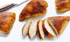 5 советов, как сделать сочной запеченную куриную грудку / Домоседы