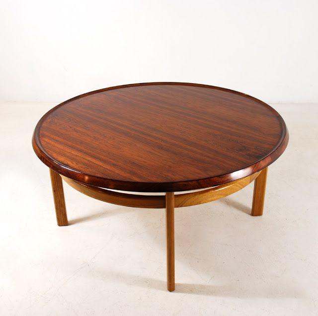 Torbjørn Afdal; Palisanser Coffee Table for Bruksbo, c1960.
