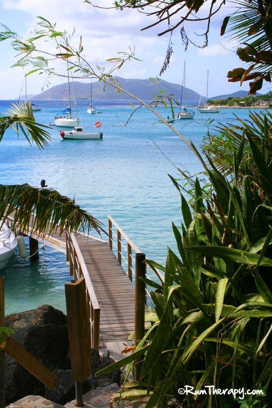 Cane Garden Bay, Tortola, British Virgin Islands