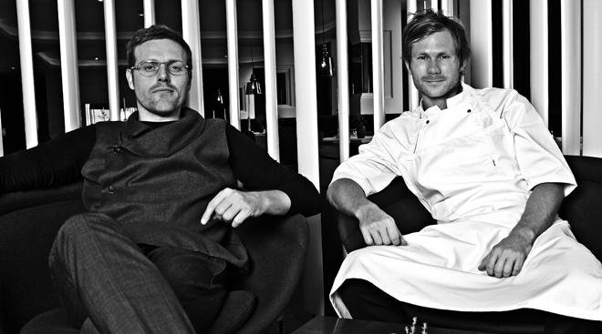 Geranium-The complete list of Michelin stars in Copenhagen in 2013: