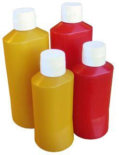 Sticle Dozatoare Plastic Mustar, Ketchup, Preturi, Mari, 1 litru