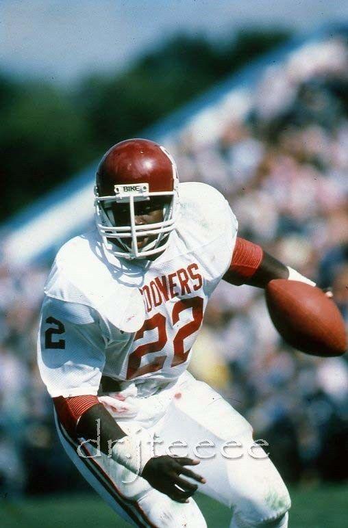 Marcus Dupree Oklahoma Sooners 35mm Football Slide | eBay