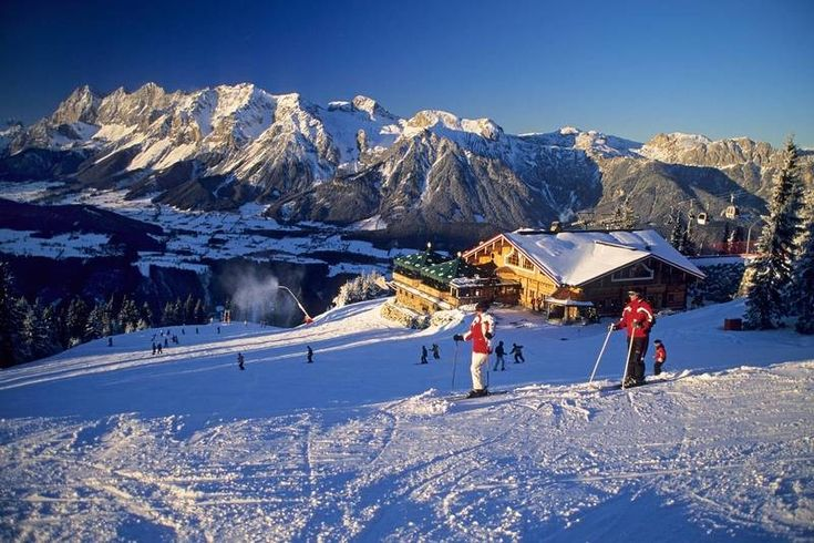 Ski resort review - Schladming Ski Resort in Austria sits at 745m and has a vertical drop of 1950m and 113.8km of runs . Our resort guide contains all the information