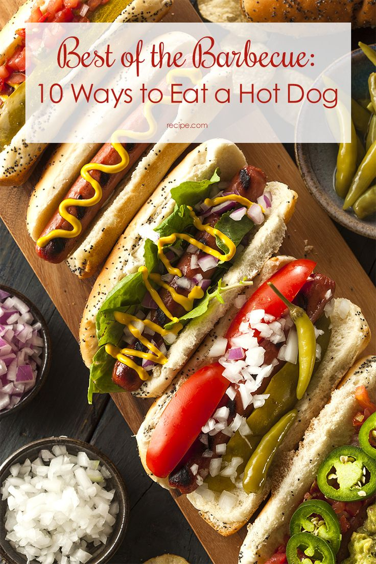 Our easy tricks will make #hotdogs a hit at your next #cookout.