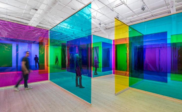 Olafur Eliasson. Verklighetsmaskiner/Reality machines | Wake-Up