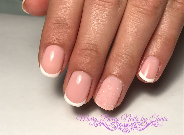 #frenchnails #french #frenchnailart #nails #elegantnails #shortnails
