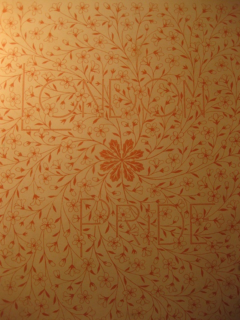 "endpaper from ""London Pride"" late 19th c. children's book"