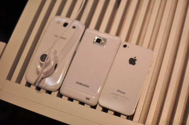 SAMSUNG GALAXY S3 / GALAXY S2 / IPHONE 4S