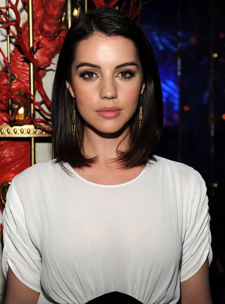 Oh No They Didn't! - Reign's Adelaide Kane at CW's Upfronts and after party