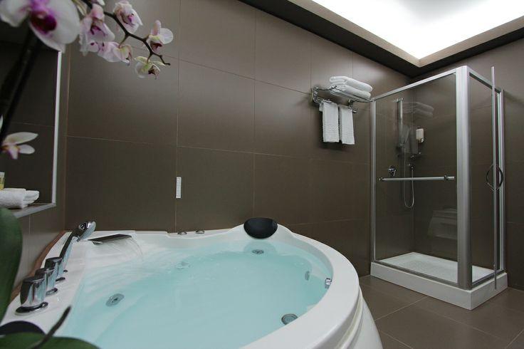 Grande suite - the bathroom