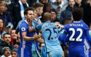 Prediksi Skor Jitu Chelsea Vs Manchester City 6 April 2017