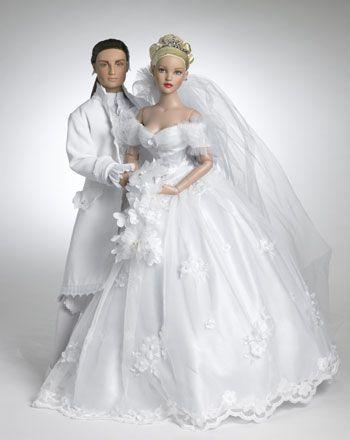 Manufacturer Beautiful Bride Doll 117