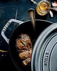 Pork Tenderloin with Sage, Garlic and Honey | Food & Wine